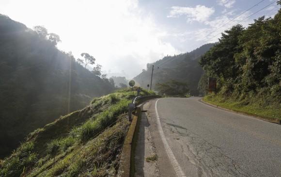 vías de Antioquia