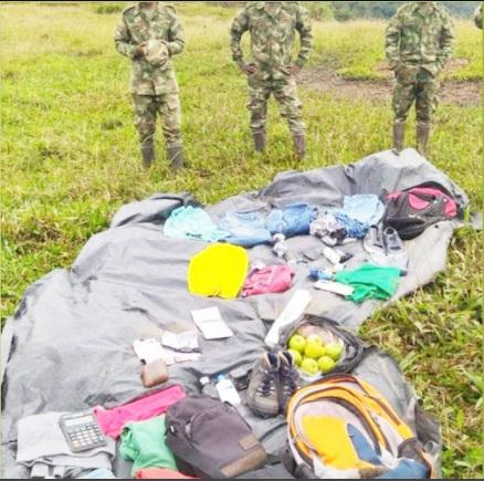 captura tres soldados por atracos