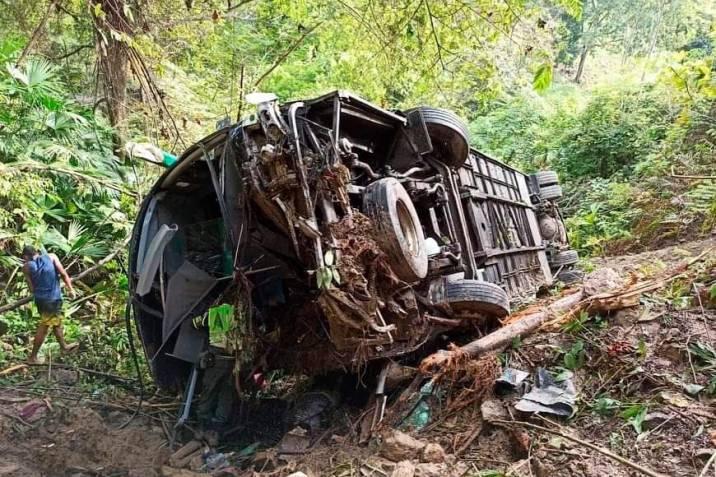 tragedia buses santander