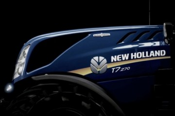 Nouveau T7 de New Holland le teaser