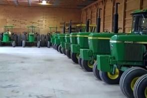 grosse collection de tracteurs john deere