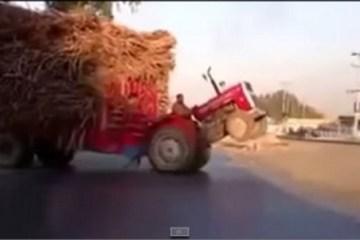compilation de video de tracteur parce que ca faisait longtemps