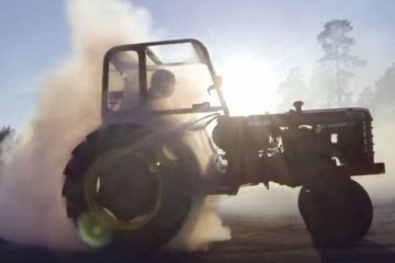 gopro tracteur drift