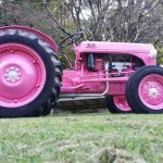 Tractor Repair 1951 Ford 8n W A Warped Pto Shaft Tractors Tables