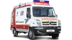 Force Traveller Trauma Ambulance