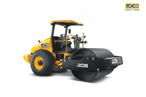 JCB116 Soil Compactor