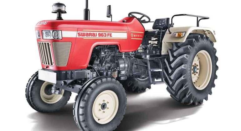 Swaraj Tractors price