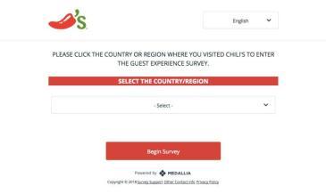 Dick's Sporting Goods Customer Survey