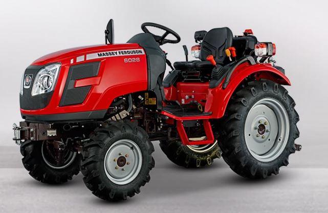 New Launch Massey Ferguson MF 6028 Mini Tractor Details
