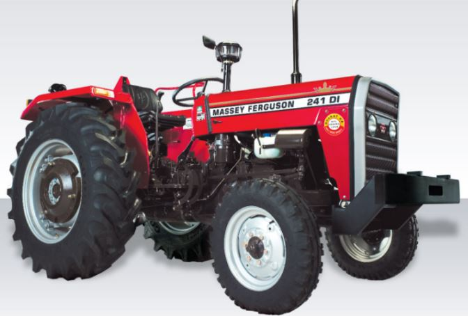 Massey Ferguson 241 DI Tractor On Road Price In India