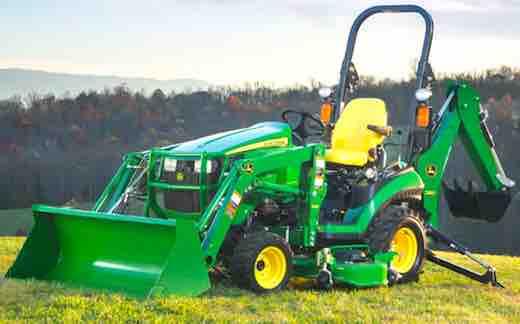 John deere 1025r for sale One Owner/Operated John Deere 1025R diesel loader tractor