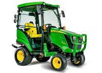 The Compact Tractor Review: John Deere 1025r Price Australia