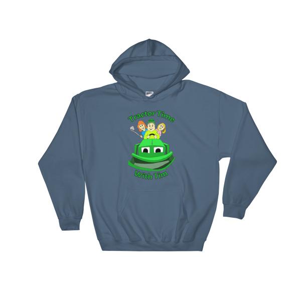 TTWT Gildan Lettered Hooded Sweatshirt