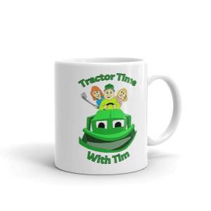 TTWT Lettered Mug