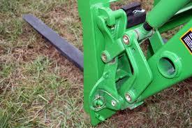 JDQA tractor attachment