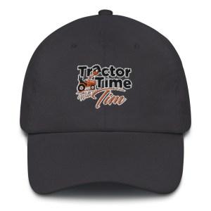 TTWT Hat – Orange Logo