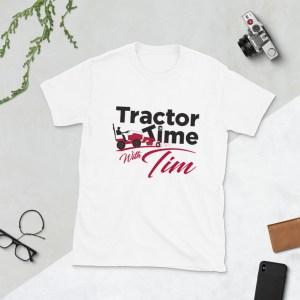 Lightweight TTWT T-Shirt – Ventrac Logo