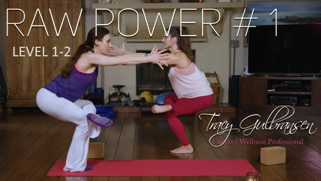 Tracy's Power Yoga online