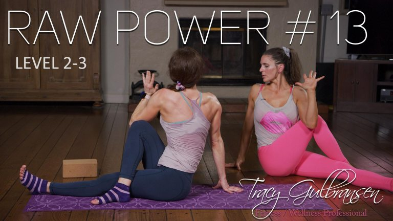 Online Power Yoga, Tracy Gulbransen