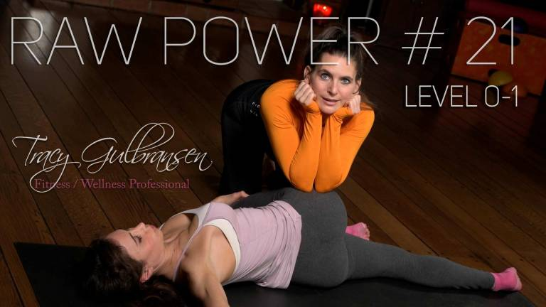 Power Yoga for Complete Beginners