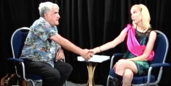 Sophie handshake