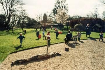 Montessori nursery education