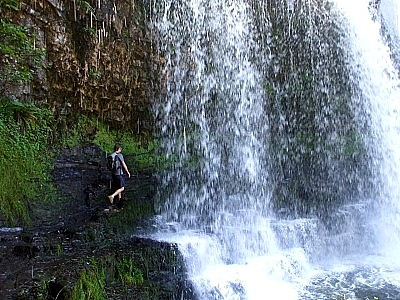 Waterfalls... something Wales has in abundance