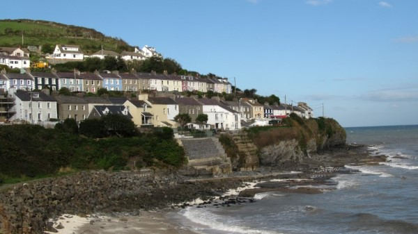 New Quay claims to be the inspiration for Under Milk Wood's Llareggub