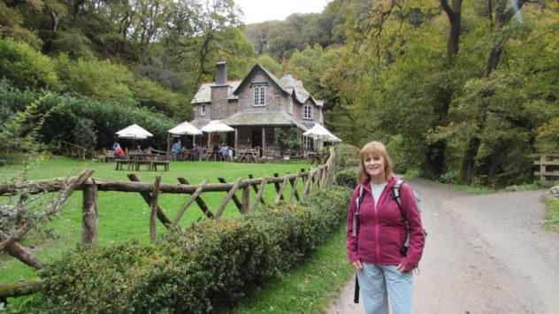 Watersmeet, Exmoor National Park, Devon