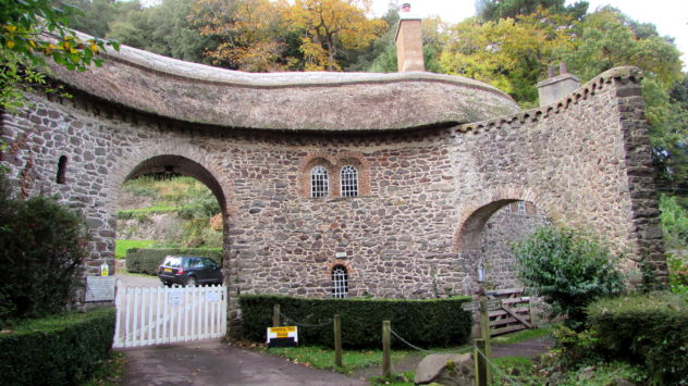 The Toll House, Worthy Toll Road, Porlock Weir, Exmoor National Park