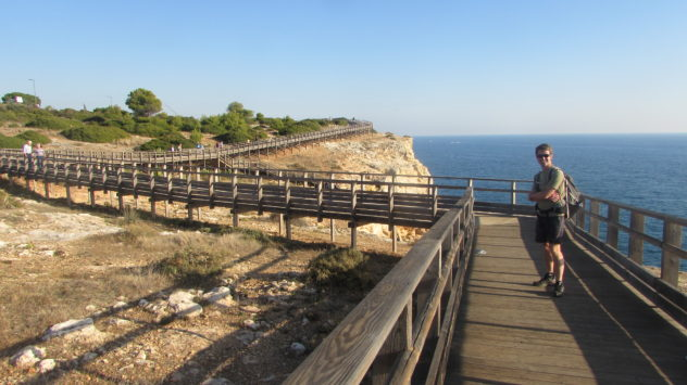 Algar Seco, Carvoeiro, Algarve