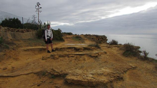 Burgau, Western Algarve, Portugal