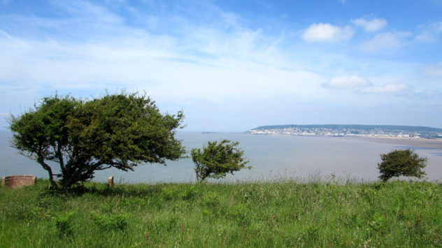 Uphill and Brean Down