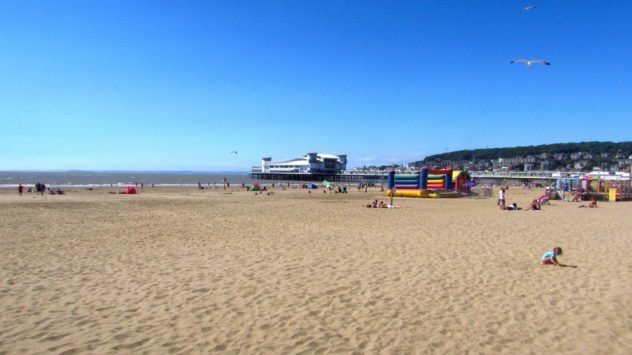Weston-super-Mare, North Somerset
