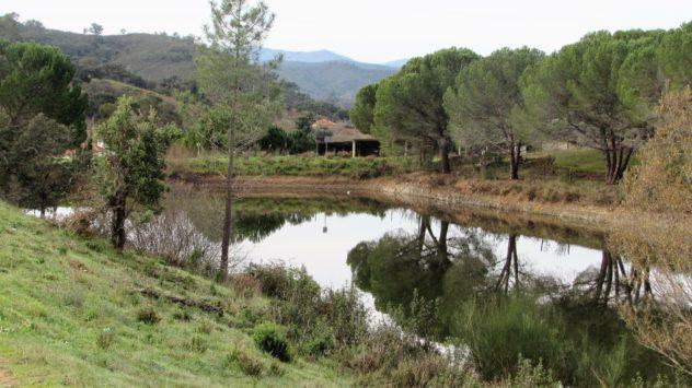 Barragem, near São Marcos da Serra