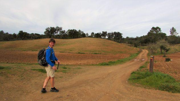Lagoão Trail r São Marcos da Serra