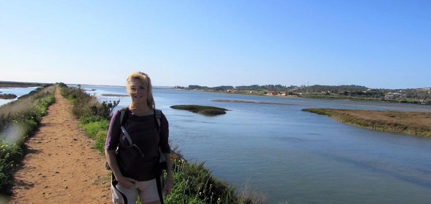 Western Algarve – exploring the Ria de Alvor