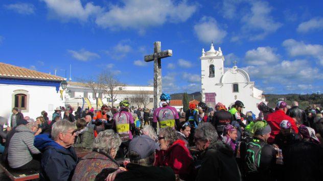 Feast of the Chouriças, Querenca, Algarve
