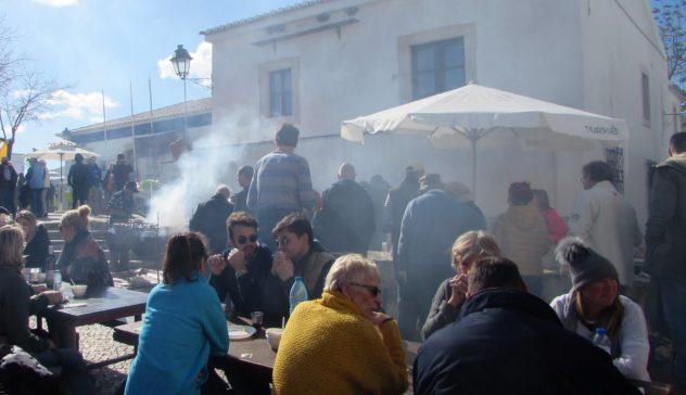 Festa das Choriças, Querença, Algarve