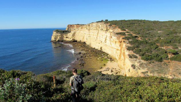 Caminho dos Promontórios, Lagoa, Algarve