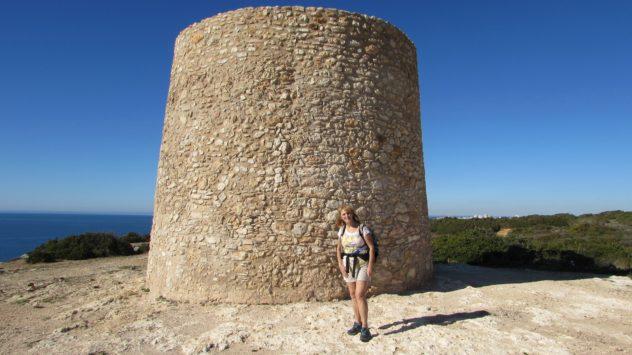 Watchtower, Ferragudo, Algarve