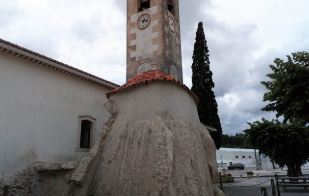 St Mary Magdalene at Alcobertas, Serra dos Candeeiros, Silver Coast, Portugal