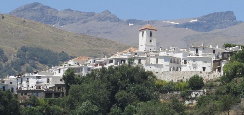 Andalusia: Pampaneira circular