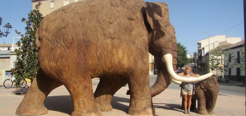 Andalusia: Padul and the sabre-toothed tiger walk