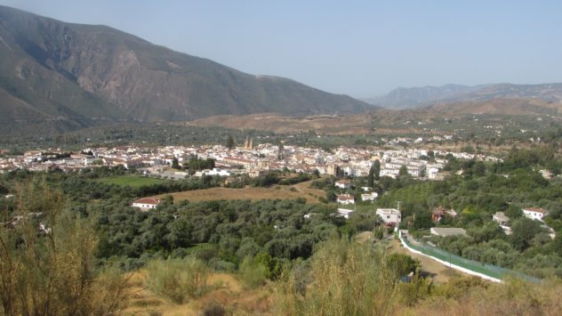 Órgiva, Alpujarras, Granada, Spain