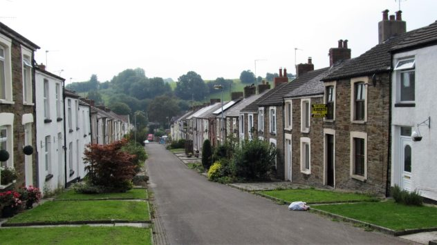 Tredegar Street, Rhiwderin, Newport, South Wales