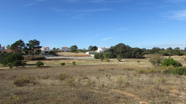 The rural landscape near Gale