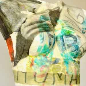 Tracy Casagrande Clancy, Studio, Encaustic, Pendleton Art Center