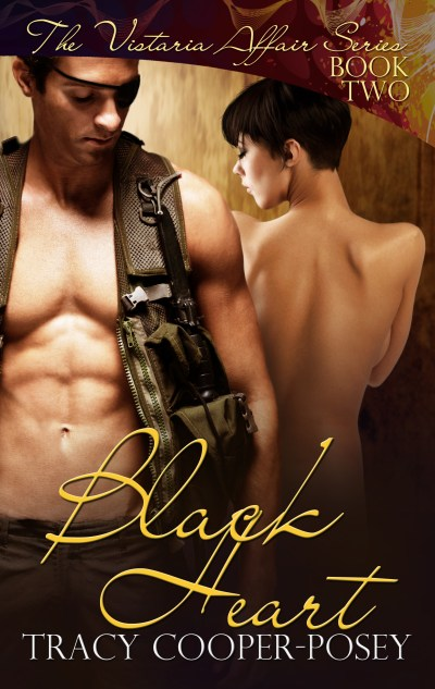 Black Heart by Tracy Cooper-Posey