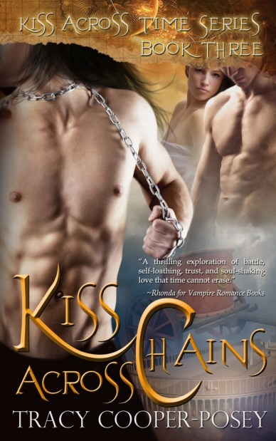 Kiss Across Chains by Tracy Cooper-Posey